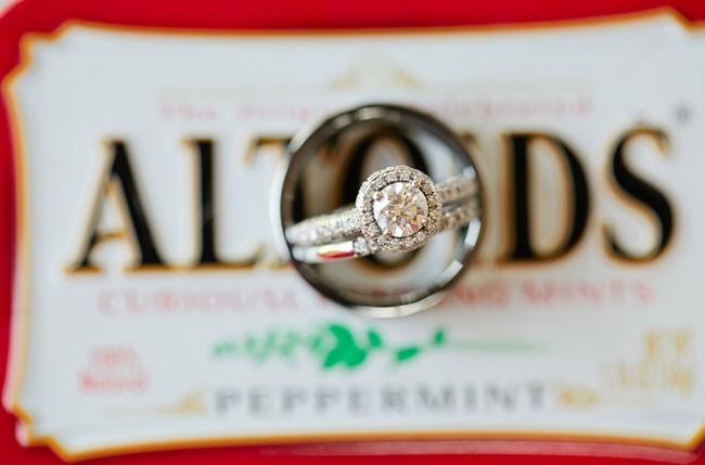 Ligação direta - Aliança para Casamento