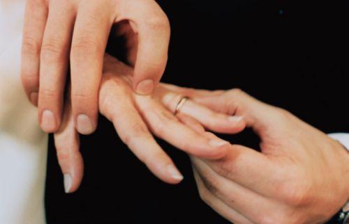 casamento aliança