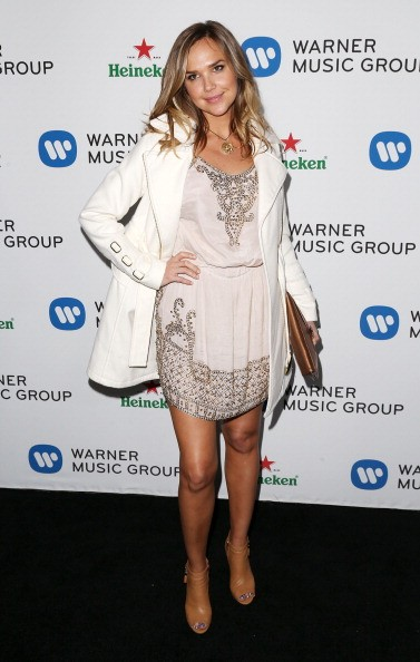 Warner Music Group Hosts Annual Grammy Celebration - Arrivals