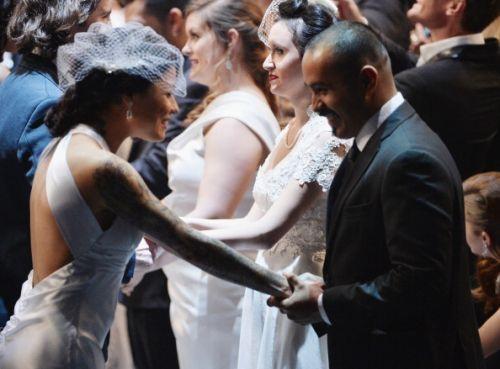 Casamento Grammy