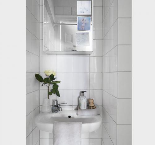 banheiro decoração apartamento pequeno