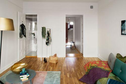 sala decoração apartamento pequeno