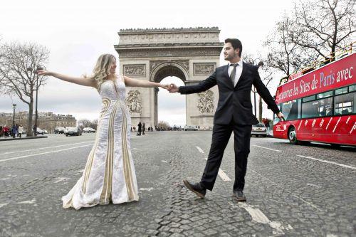 Dança em Paris