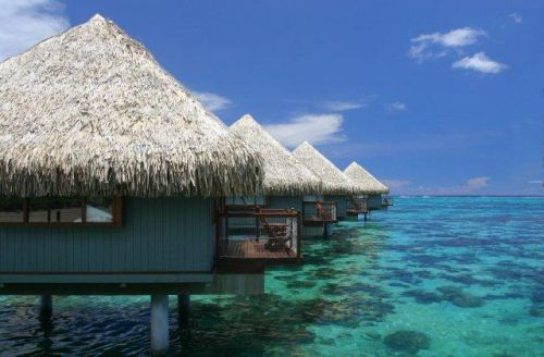 papeete le meridien -Overwater Bungalow (LM PPT)