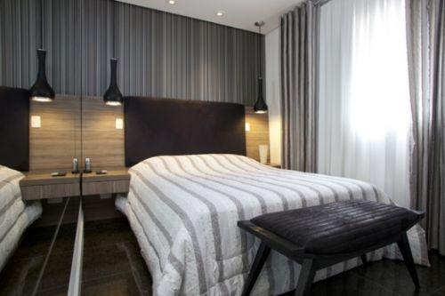 Estilos dos quartos variam entre clássico, delicado, descolado, tropical ou eclético (Foto: J. Vilhora)