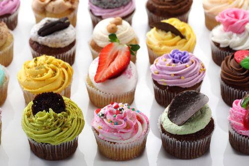 Cupcakes iCasei