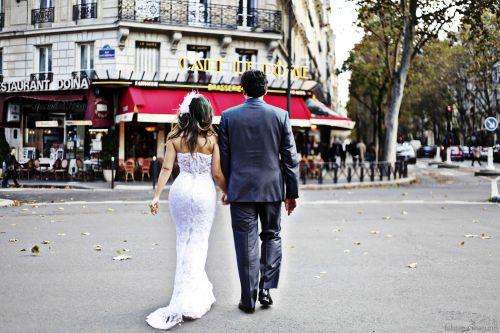 trash the dress em paris