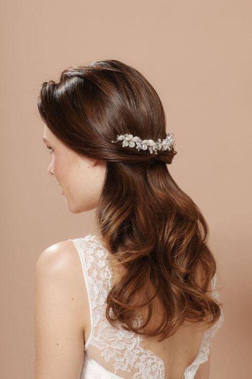 Dicas de cabelo para noivas