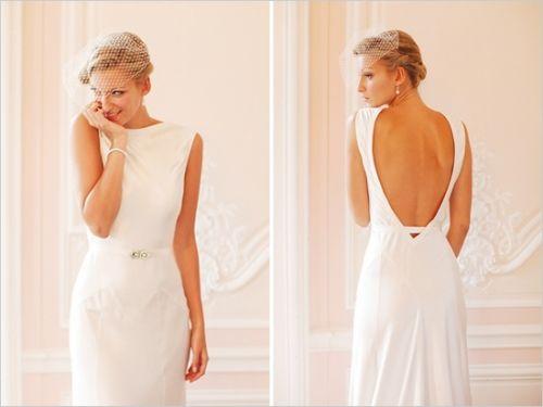 wedding gowns Dicas de cabelo para noivas