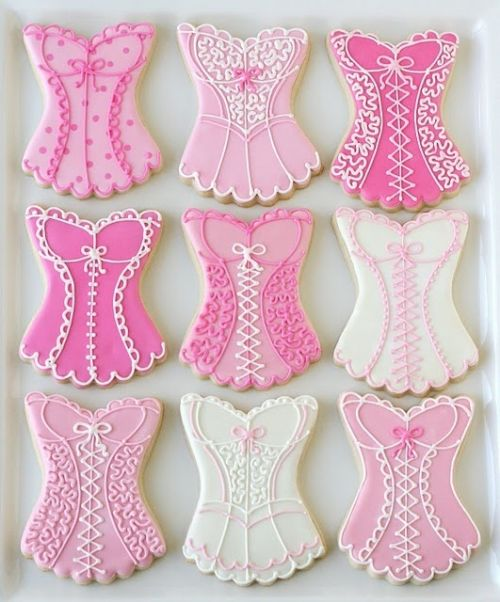 Docinhos chá de lingerie