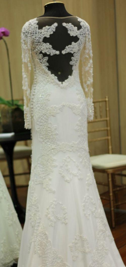 Vestidos e joias para noivas - Marcelo Quadros