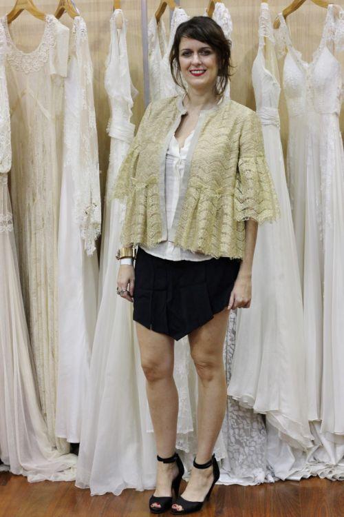 Vestidos e joias para noivas - Emannuelle Junqueira