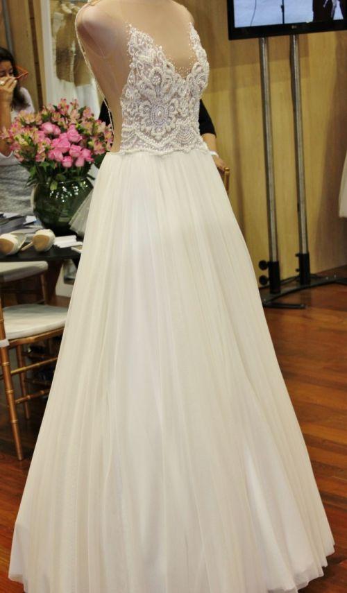 Vestidos e joias para noivas - Solaine Piccoli