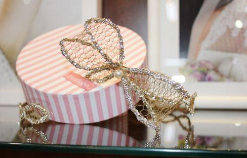Vestidos e joias para noivas - D. Cantidio