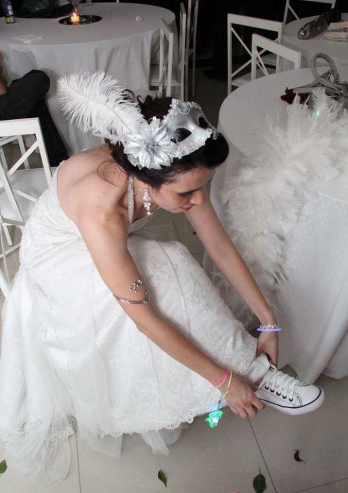 all star noiva - sapato para casamento