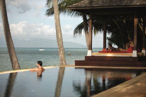 Napasai, Thailand pool
