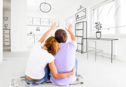 Morar num imóvel compacto pode ter muitas vantagens para o casal