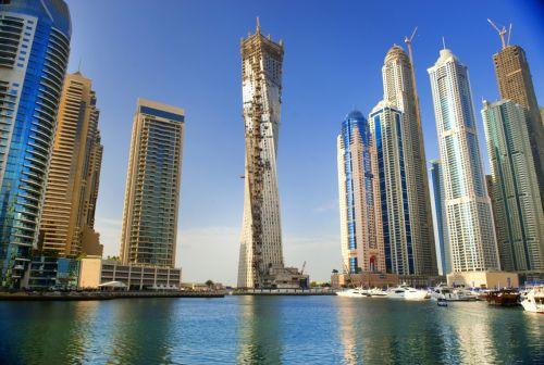 Emirados rabes o sis futurista for Dubai hotel ranking