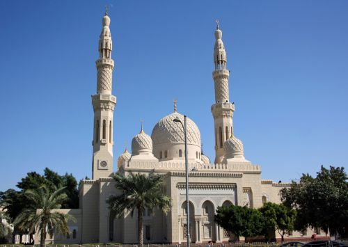 Mesquita-Jumeirah-emirados-arabes