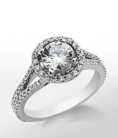 Anel de noivado - Joias para casamento - Monique Lhuillier