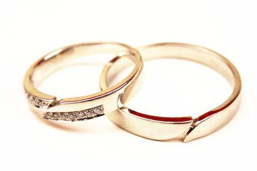 Alianças de casamento - Noivos aliança