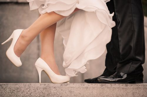 Descubra o sapato para casamento ideal
