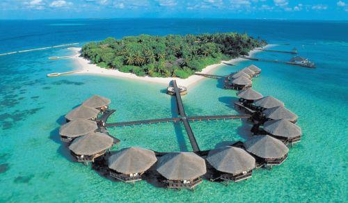 ilhas maldivas lua de mel bangalô