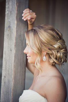 casamento no campo cabelo