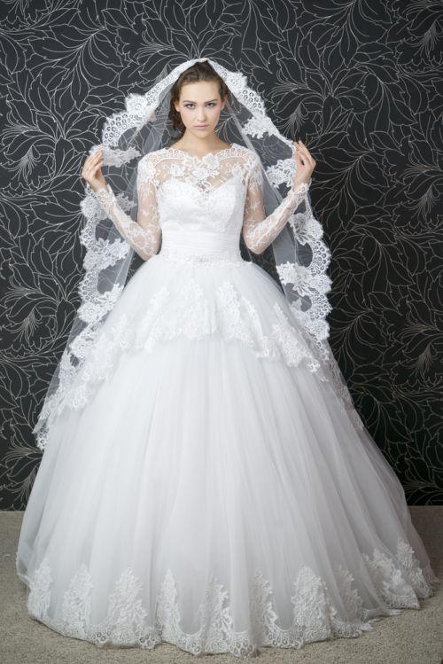 Tradições do casamento | Véu da noiva - Mantilha