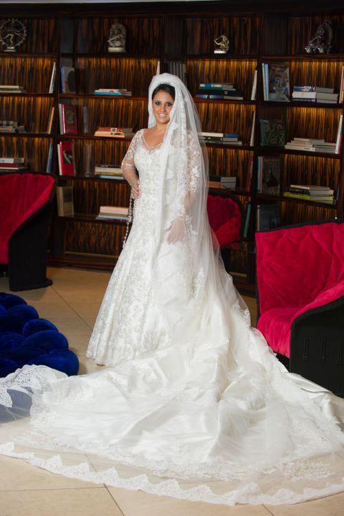 vestido Sandro Barros