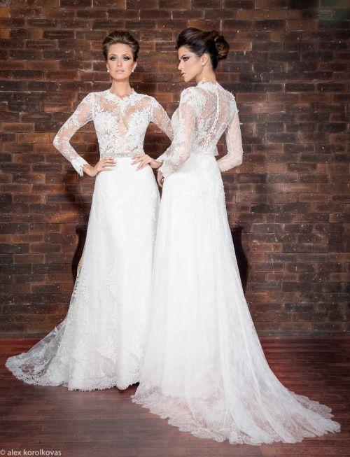 vestido de noiva Lucas Anderi