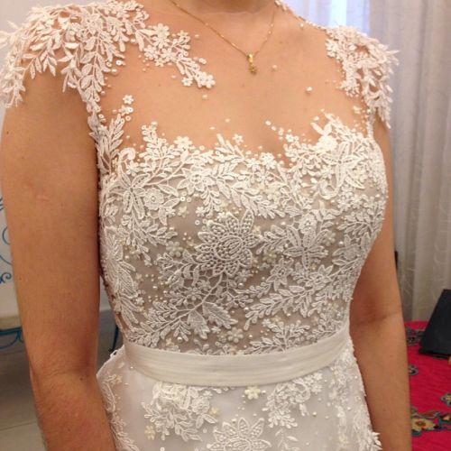vestido de noiva Roberta Imperiano