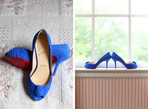 canonita louboutin ameliste - Sapato da noiva