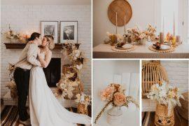 Home Wedding | Guia completo para um casamento em casa inesquecível!
