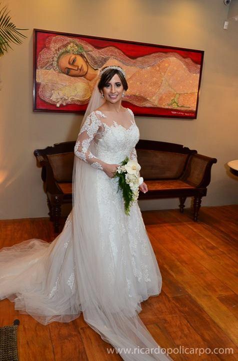 vestidos de noiva Cyntya Verçosa