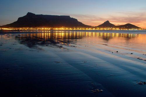 table mountain Africa do Sul