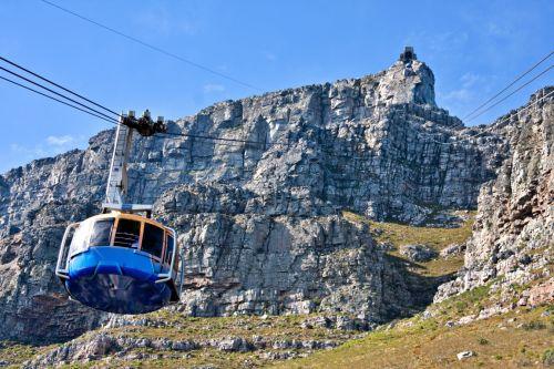 table mountain África do Sul
