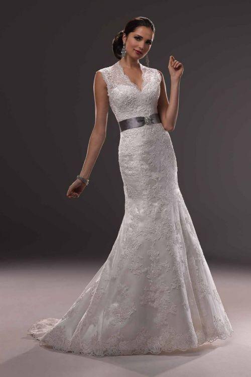Foto 5 vestido com faixa