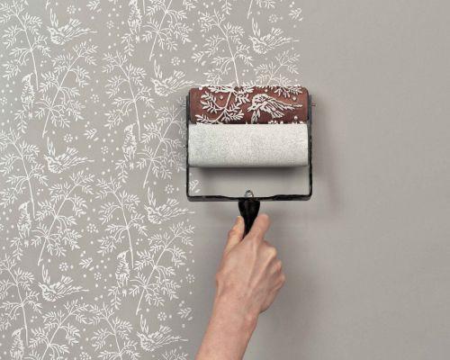 Casa nova novidades em pintura de parede - Pintura lavable para paredes ...