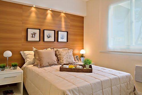 Decora o quarto do casal for Decorar interiores 3d