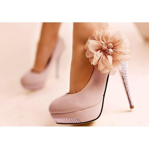 Escolha do sapato para noiva