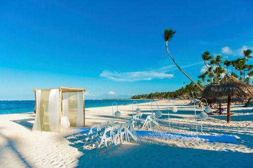 casamento punta cana praia