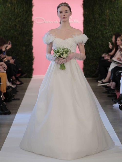 oscar de la renta bridal 2015 - 20