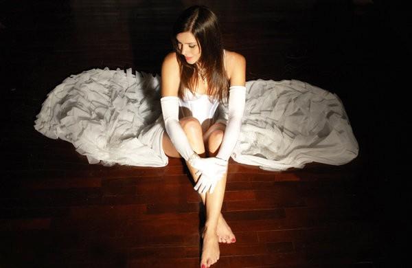 gina stocco ensaio boudoir