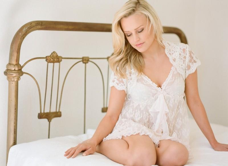 ensaio boudoir para casamento - Laura Murray