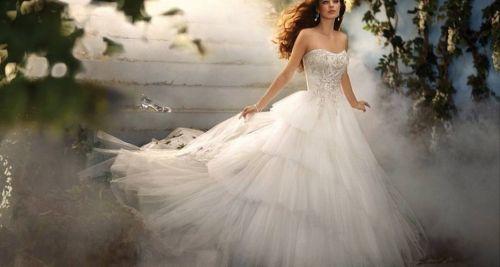 vestidos de noiva da Disney