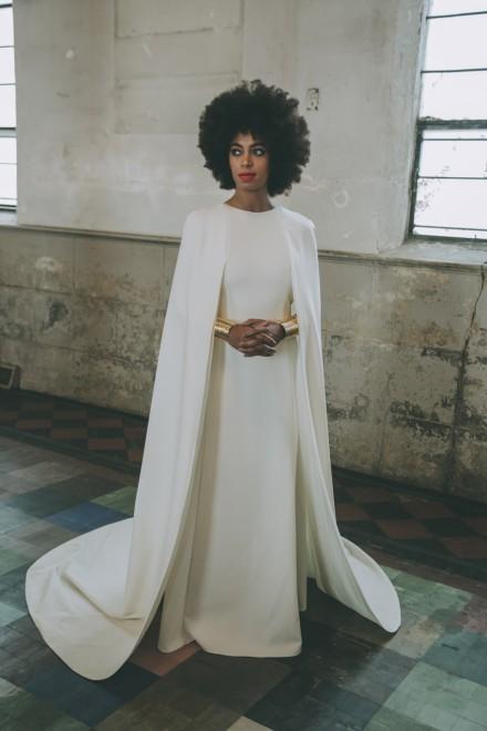 Casamento Celebridades Solange Knowles e Alan Ferguson