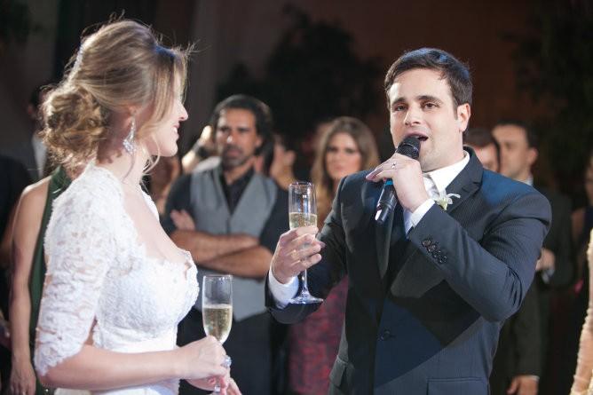 casamento Vesgo e Gabi