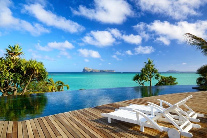 Ilhas Mauritius mais procurados lugares para lua de mel
