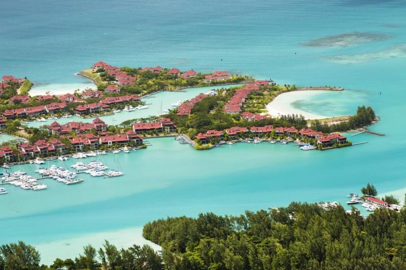 Ilhas Seychelles destino mais procurados para lua de mel